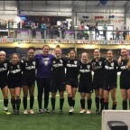 SA Women's Indoor Semi-Pro Soccer